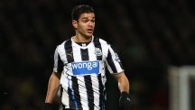 Hatem Ben Arfa has signed for Hull on loan from Newcastle United