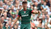 Leicester fly-half Freddie Burns will be a key figure for the Tigers in Saturday's Aviva Premiership play-off clash against Bath