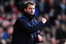 Tim Sherwood will try and force Daniel Levy's hand to get the job at White Hart Lane.