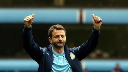 Tim Sherwood's Villa face Arsenal in the FA Cup final