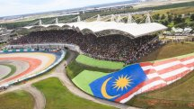 Time schedule for the 2014 Shell Advance Malaysian Motorcycle Grand Prix