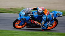 Top spot for Rins on Silverstone grid