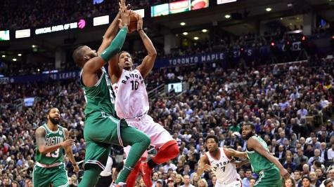 Raptors-Celtics, Cavs-76ers are big games to watch this week
