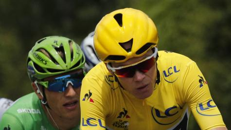 Fuglsang to continue Tour despite wrist fracture