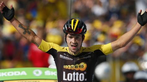 Kittel abandons Tour de France after crash