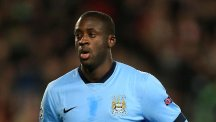 Yaya Toure's agent believes his client is wrongly being made a scapegoat at Manchester City