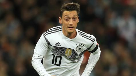 Ozil quits German national side citing racism