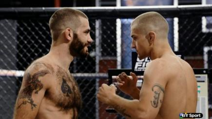 Two TUF fighters square off in UFC episode 4