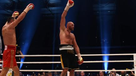 Fury: It was my destiny to be champion