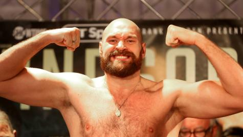 Tyson Fury vows to get 'serious' ahead of Francesco Pianeta showdown