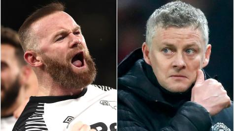 Ole Gunnar Solskjaer warns Manchester United of the threat Wayne Rooney poses