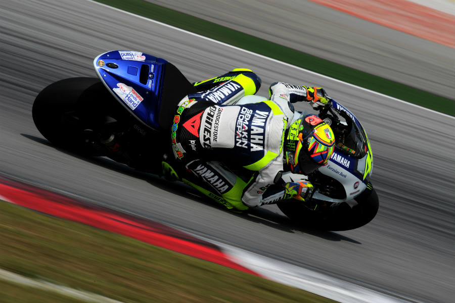 MotoGP testing in pictures: Day 1 at Sepang