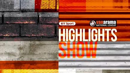 Vanarama National League Highlights Show
