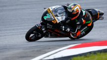 Vazquez wins at Sepang as Moto3™ title fight goes on to Valencia