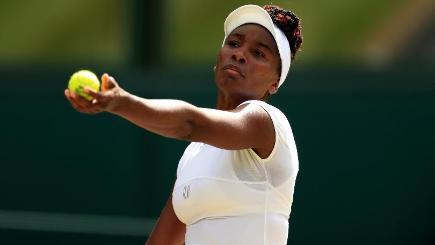 WTA Tennis: Venus Cruises Into Second Round In Hong Kong