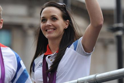 Victoria Pendleton has spoken out on the issue of body image