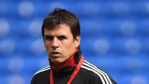 Wales manager Chris Coleman says his players will not get caught up in the excitement despite being one win away from qualifying for Euro 2016