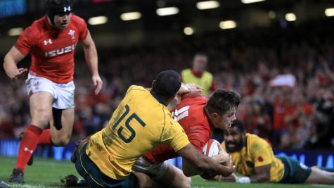 Wales made to pay for defensive frailties as Australia win again