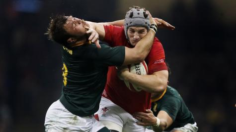 Wales clinch first November clean sweep with victory over Boks