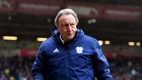 Warnock remains 'proud' as Cardiff relegated