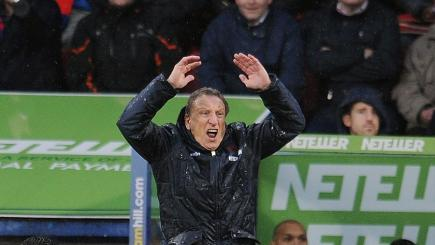 Warnock furious with officials after Crystal Palace's defeat by Man City