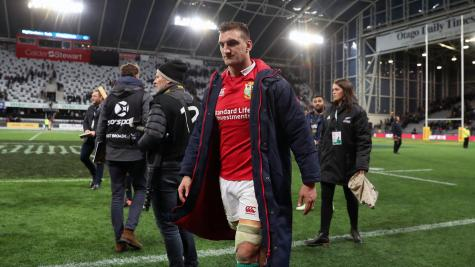 Warren Gatland offers Sam Warburton no guarantee over Lions place for first Test