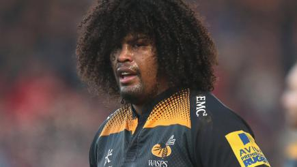 Wasps' Ashley Johnson