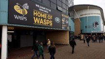 Chief executive David Armstrong believes Wasps will not abandon long-held financial principles despite joining rugby's richest clubs with their move to the Ricoh Arena, pictured