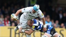 Watch Bath Rugby v Leicester Tigers, Saturday, BT Sport 1, 3.15pm
