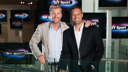Watch Matchday Live with Fletch and Sav, Saturdays from 10am on BT Sport 1.