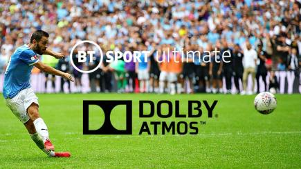 Dolby Atmos: Watch BT Sport in breathtaking cinema sound | BT Sport