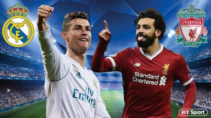 Real Madrid V Liverpool Free Champions League Final Live Stream Tv Channel And Preview Bt Sport