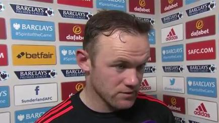 Rooney admits top four finish now difficult