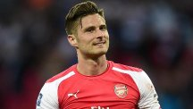 Olivier Giroud has scored 18 goals this term, despite missing three months with a broken leg