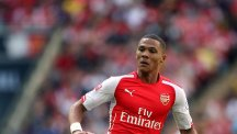 Arsenal left-back Kieran Gibbs has been pushing for an international recall with England.