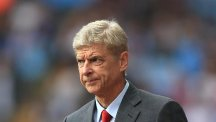 Arsene Wenger, pictured, insists he never had any concerns about Arsenal's Mesut Ozil