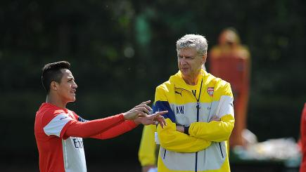 Wenger thrilled with Sanchez
