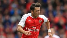 Arsenal boss Arsene Wenger has tipped Mesut Ozil, pictured, for a stand-out Premier League season