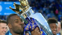 Leicester captain Wes Morgan won a shock Premier League title with the Foxes last season.