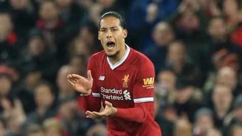 No need to panic about Liverpool defence, says Virgil van Dijk
