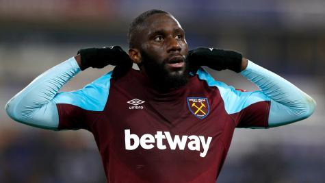 Arthur Masuaku: West Ham defender gets six-game ban for spitting