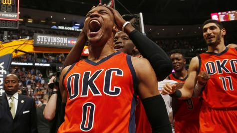 Westbrook breaks Robertson's record for triple-doubles class=