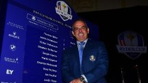 Ryder Cup captain Paul McGinley announced his captain's picks on Tuesday afternoon