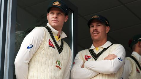 Ball-tampering: Smith, Warner banned for one year by CA