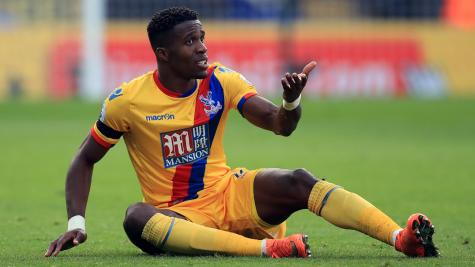 Ivory Coast: Zaha switches soccer allegiance from England