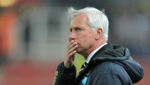 Newcastle manager Alan Pardew is expected to be in charge against Swansea on Saturday