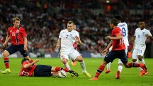 Wilshere 'should play further forward'