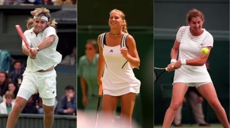 Wimbledon quiz: How many of these classic 90s tennis stars can you remember?