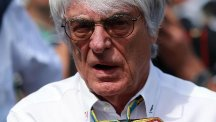 Bernie Ecclestone's race-sanctioning fees have been questioned by the F1 teams