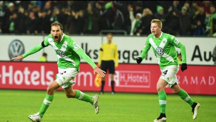 Dost downs Bayern with exquisite volley